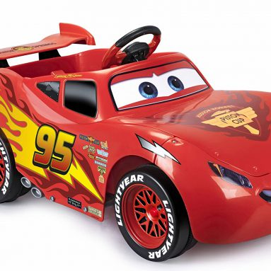 Cars 3 Flash McQueen 6V