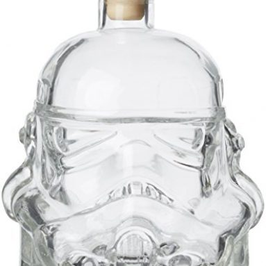Carafe en Verre Transparent Star Wars Original Stormtrooper